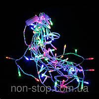 ТОП ВЫБОР! Светодиодная гирлянда 400 multi LED 15 метров  - 4000399 - гирлянда led, подсветка елки, герлянда праздничная, гирлянда ля украшения,