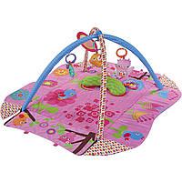 Развивающий коврик Sun Baby Розовые птички (27292)