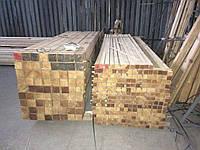 Доска обрезная 25х150 Сибирская Лиственница, пиломатериал
