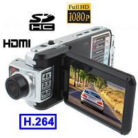 ТОП ВИБІР! Автомобільний відео реєстратор DOD F900L Full HD 1920x1080P 2.5 копия (4000234)
