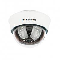 Видеокамера IP купольная Tecsar IPD-M13-V20-poe