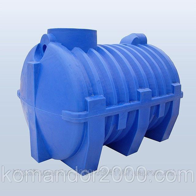Септик для канализации 2500 л.