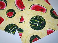 Кухонное вафельное полотенце (36х76 см) код 0098