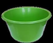 Таз круглый пищевой 20 литров Зеленый
