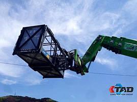 Телескопічний навантажувач Merlo P45.21MCSS (2008 р), фото 2