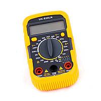 Тестер цифровой, мультиметр UK-830LN