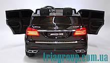 Дитячий електромобіль Mercedes GLS63, фото 3