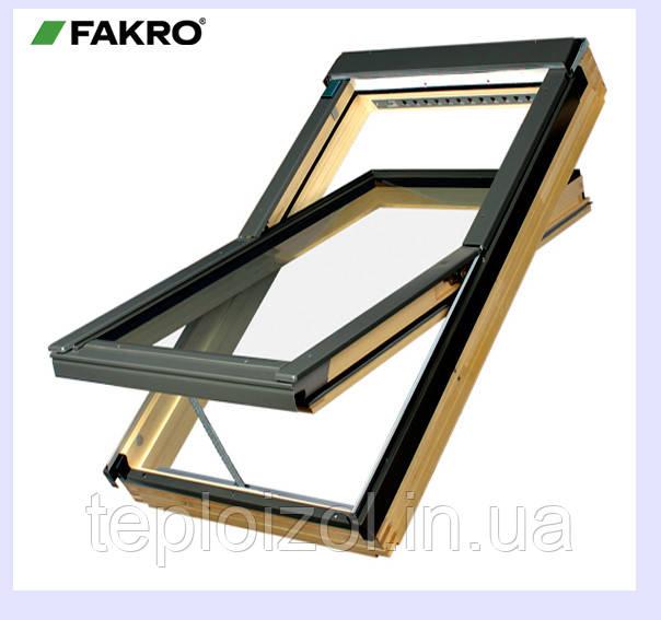 Мансардне вікно Fakro FTZ U2 (66х118)