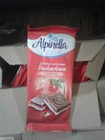 Молочный Шоколад Alpinella 90гр Польша