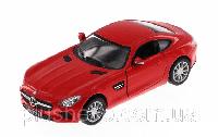 Металлическая модель kinsmart Mercedes-AMG GT