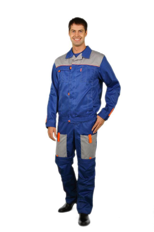 Униформа для строителей