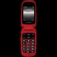 Телефон-раскладушка Prestigio PFP1242 Grace B1 красный