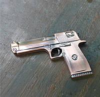 Флешка 16Gb Пистолет (металл)