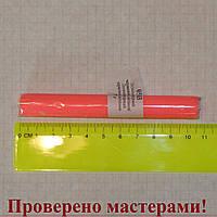 Полимерная глина Пластишка, цвет красный люминофорный 17 г.