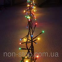 ТОП ВЫБОР! Новогодняя гирлянда на 100 лампочек LED - 1000157 - гирлянда, герлянда, светодиодная гирлянда, украсить дом, украшение квартиры, лед