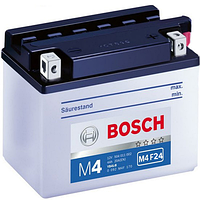 Аккумулятор мотоциклетный Bosch M4F24