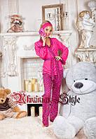 Женский домашний комплект-пижама. 3 цвета!