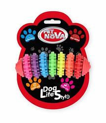 Іграшка для собак Гризун SuperDent Pet Nova 13 см (M)
