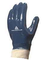 Перчатки Delta Plus NI155, полное нитриловые покрытия,