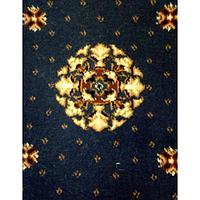 Ковролин Grosso ( Гроссо ) 888-810 синий