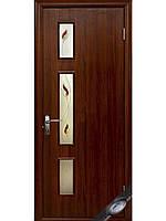 Дверь межкомнатная Герда с рисунком + Р1