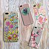 Чехол для Meizu MX5 MX6 силиконовый цветы , фото 3