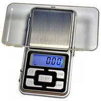 Новогодние подарки -- Карманные электронные весы Pocket Scale MH-500, весы карманные, портативные весы, карманные электронные весы, весы карманные