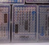 Наконечники для дозаторов 1000мкл с фильтром стерильные