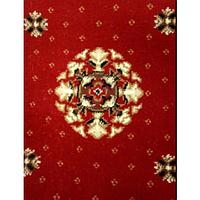 Ковролин Grosso ( Гроссо ) 888-210 красный