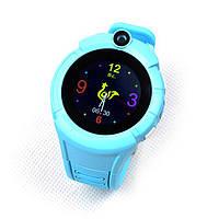 Детские смарт часы Q360 Blue