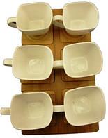 Набор чайный фарфор 14А251