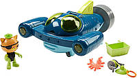 Fisher-Price Octonauts Gup-Q Подводный проводник