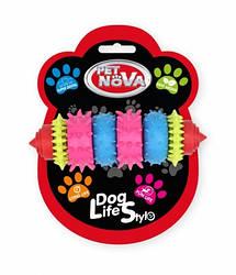 Іграшка для собак Гризун SuperDent Pet Nova 16 см (XL)