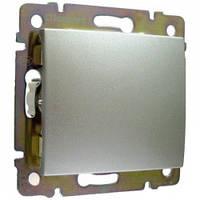 Выключатель перекрестный, алюминий - Legrand Valena