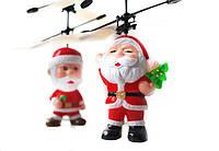 Санта Клаус - летающая игрушка Flying Santa на пульте управления, 1001144, летающий санта, летающая игрушка Flying Santa на пульте управления,
