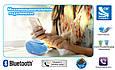 Bluetooth колонка PROMATE CheerBox Blue, фото 3