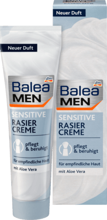 Крем для бритья Balea Men Sensetive, 100 ml.