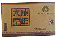 Чай Пуэр Da Ye Khen Nion 250 грамм, 2008 год