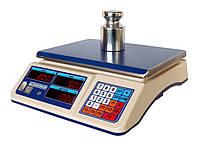 Весы торговые настольные электронные ВТНЕ-30Т1-1