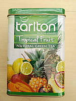 Зеленый чай Tarlton tropical fruit