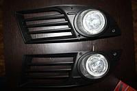 Противотуманные фары Fiat Doblo 2006-2010 (комплект - 2шт)