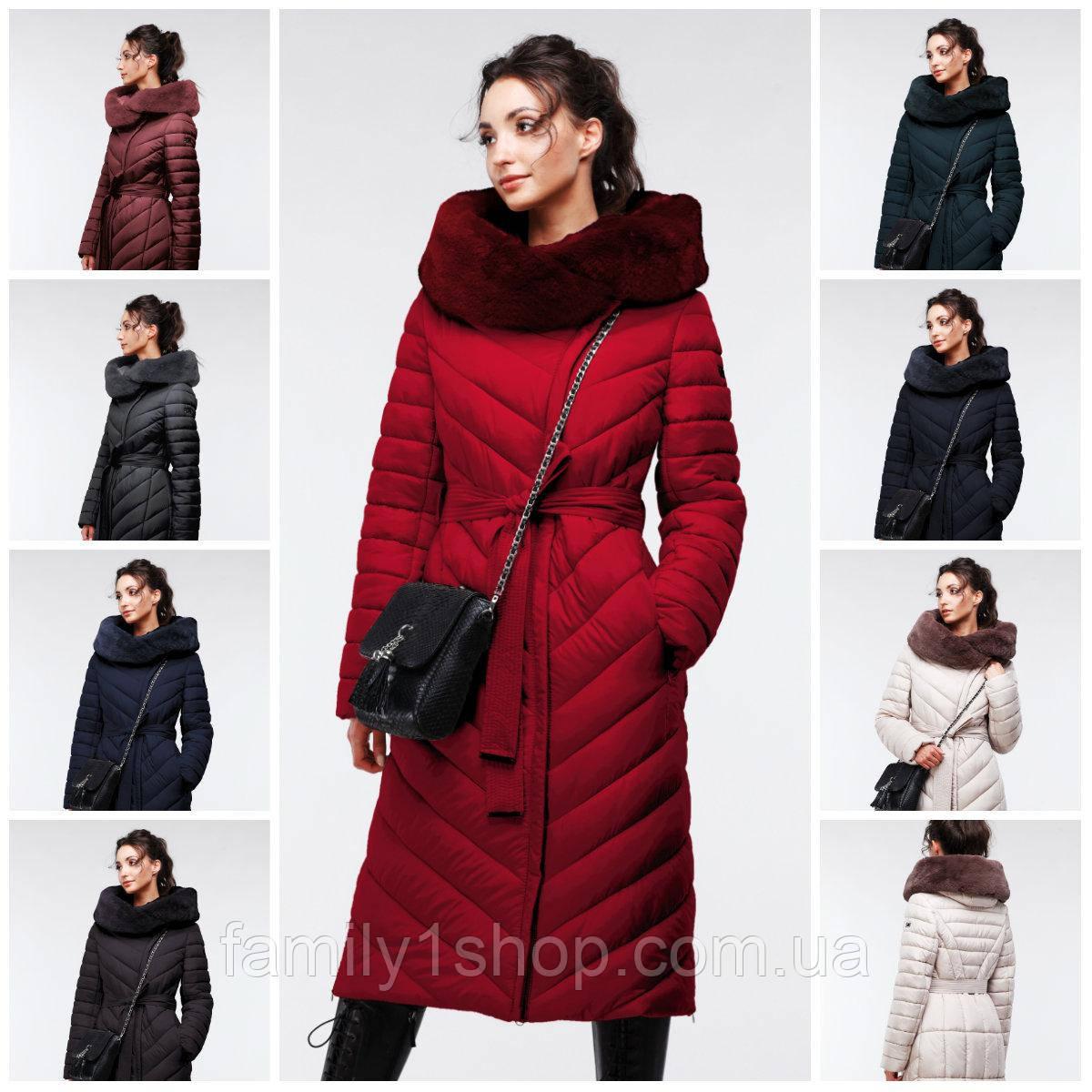 Длинное стеганное пальто женское зимнее.  продажа 553c32b184ceb