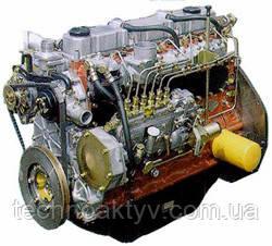 Двигатель Mitsubishi S6S
