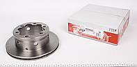 Тормозной диск задний Мерседес Спринтер /  Sprinter 408-416 от 1996 (285x22) FTE Германия