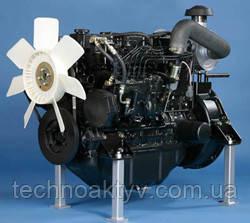 Двигатель Mitsubishi S6S-D