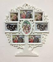 Фоторамка коллаж Family настенная, 1001812, мультирамка, мультирамку, мультирамки для фотографий, мультирамки стену, мультирамка для фотографий на