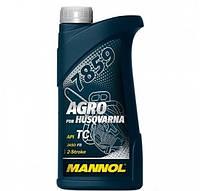 МАСЛО MANNOL AGRO FOR HUSQVARNA, 1Л