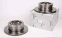 Диск тормозной задний MB Sprinter 408-416/VW LT 46, 96- (285x22) Германия