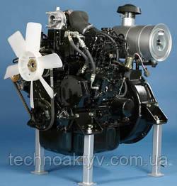 Двигатель Mitsubishi S4K