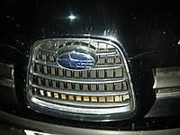 Решетка радиатора Subaru Tribeca B9, 2007, 91121XA20A